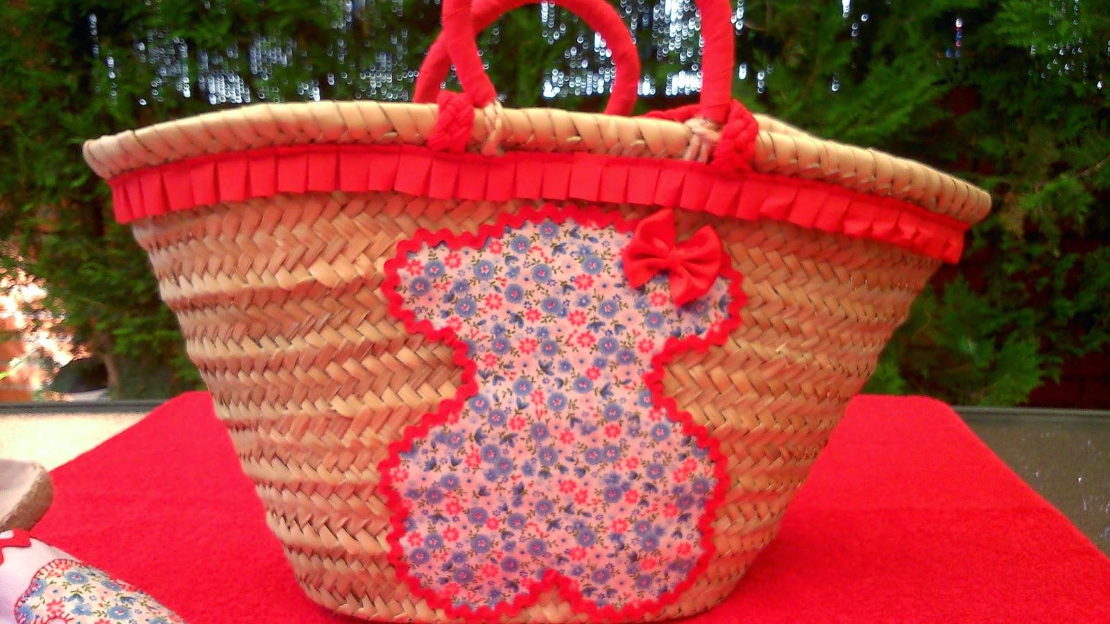 El costurero de julia cestas y toallas para piscina - Toallas piscina ...