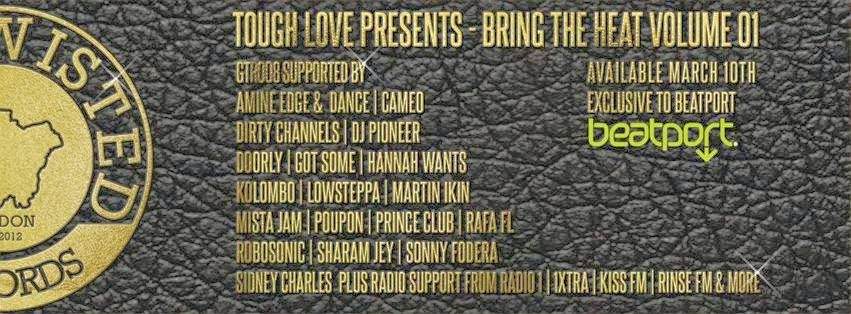 Tough Love – Bring The Heat Vol1