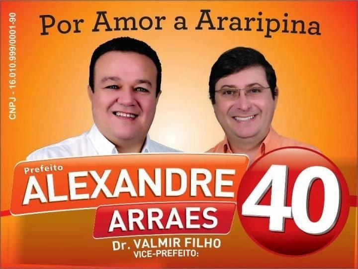 Por Amor a Araripina