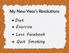 My new year resolution essay 2011