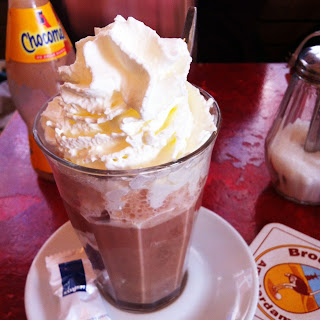 Hot chocolate hmmm