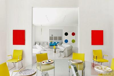 Interior Minimalis Penuh Warna 4