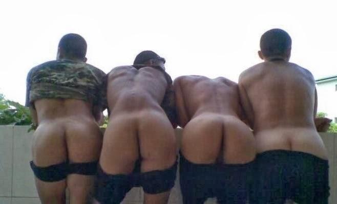 หนุ่มๆทหาร ตูดแน่นดีมั้ยครับ