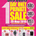 29 Mar 2015 BHG Private Sale