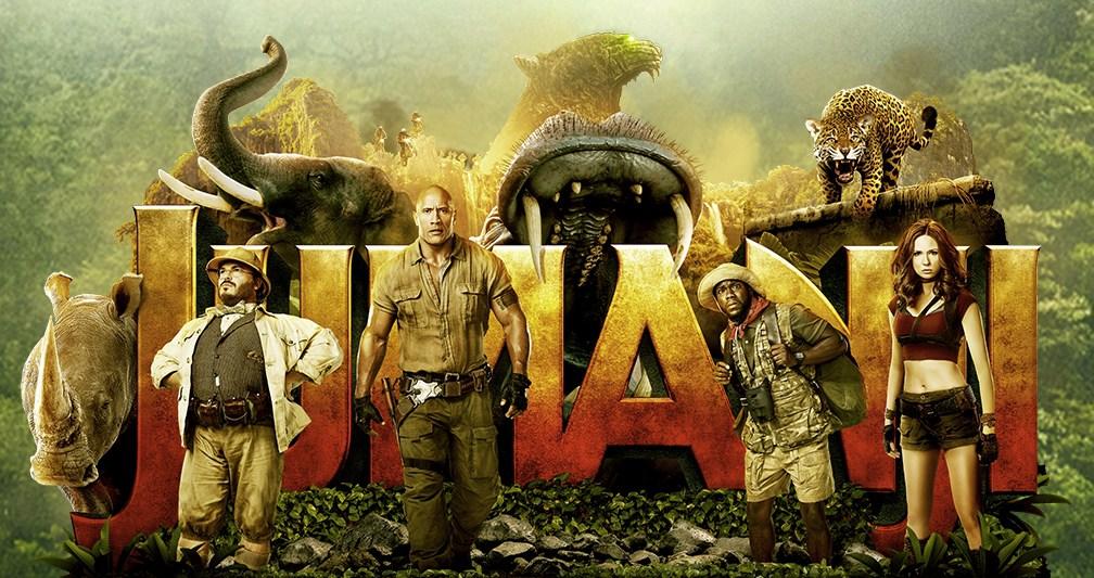 Re: Jumanji: Vítejte v džungli! / Jumanji Welcome To ... (20