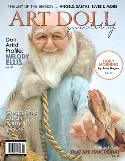 Art Doll Quarterly... the new winter issue