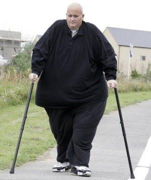 半噸人 減重