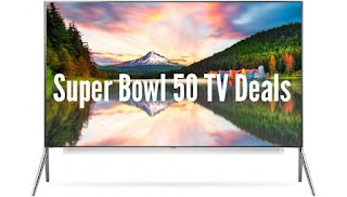 Super Bowl 50 TV Sale Considered Best Time to Buy a New TV
