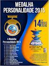 Medalha Personalidade 2015