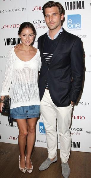 Johannes Huebl y Olivia Palermo