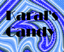 Karal's 100 followers Candy