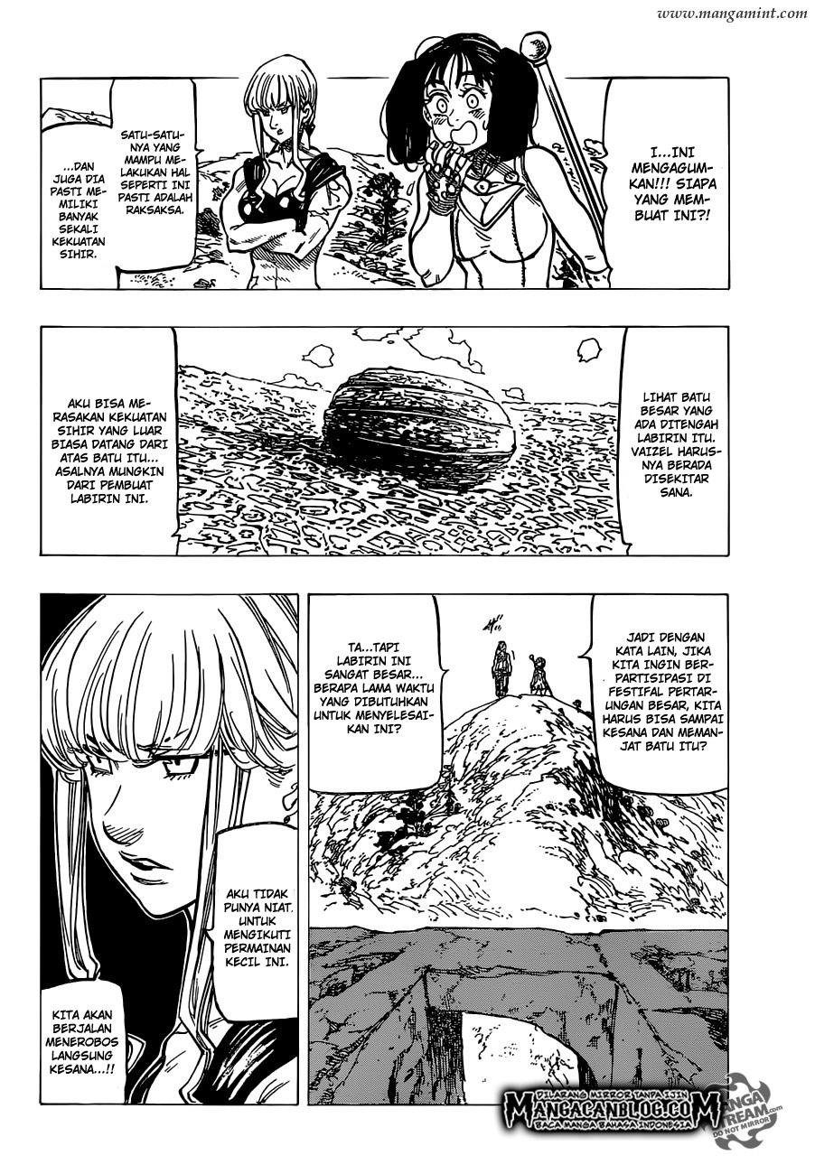 Komik nanatsu no taizai 155 - labirin perangkap kematian 156 Indonesia nanatsu no taizai 155 - labirin perangkap kematian Terbaru 5|Baca Manga Komik Indonesia