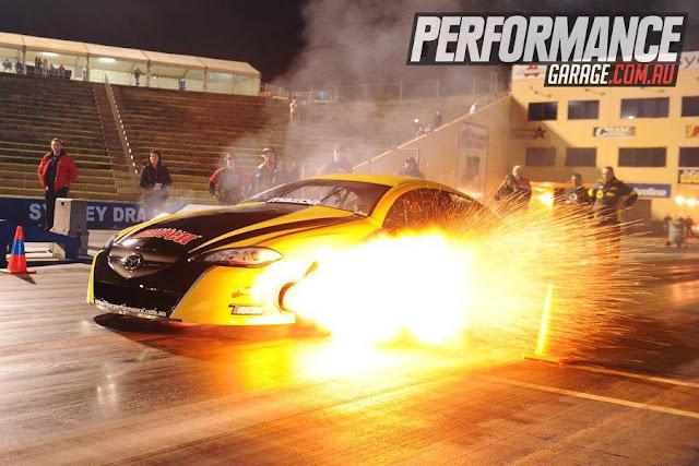 Mazda 6, Pac Performance, wankel, 3-rotor, 20B, drag, wyścigi na wprost, ogień, rotary, silnik z wirującym tłokiem