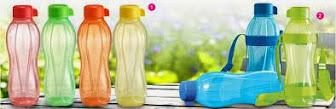 SEDIA ECO BOTTLE TUPPERWARE