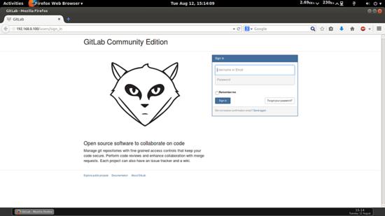 Cara Konfigurasi Git Server Dengan GitlabHQ