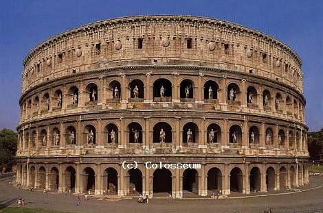 Wendy Quest Research Ancient Rome The Colosseum
