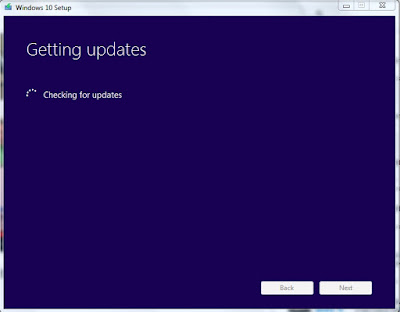 Getting Updates for Windows 10