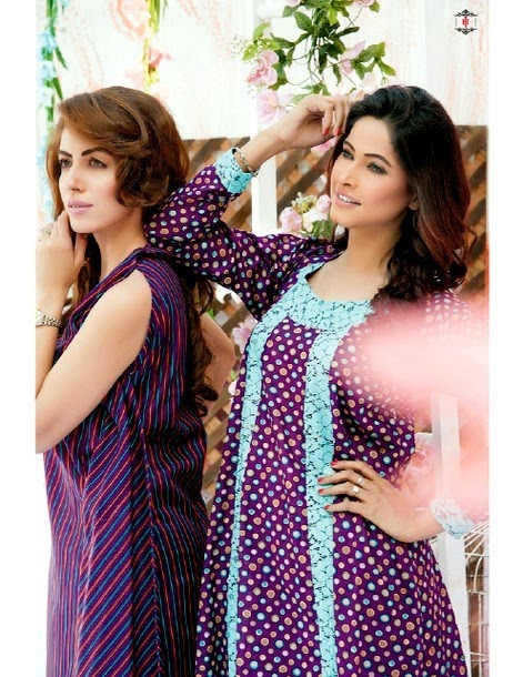 House of Ittehad Summer Dresses