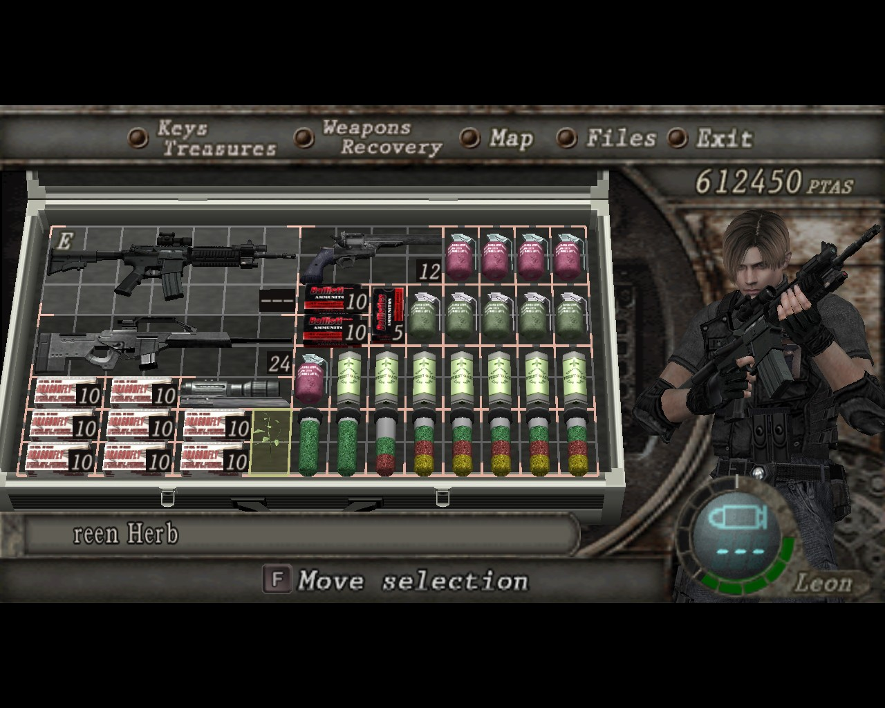 Resident Evil 4 (PC Mouse Supported)