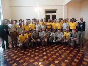 Instrutores da Academia do Rio de Janeiro