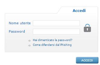 form anti phishing formazione sicurezza online