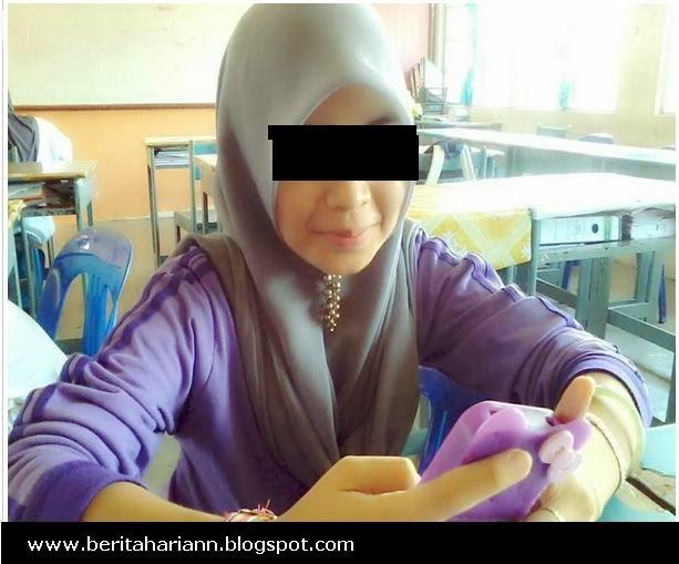 Gadis Melayu Bertudung Ini Upload Status Paling BANGANG Di Muka Bumi