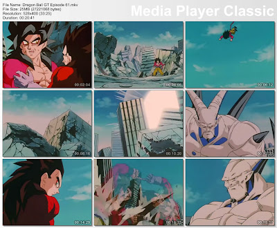 Download Film / Anime Dragon Ball GT Episode 61 Bahasa Indonesia