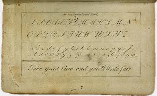 18th Century Handwriting