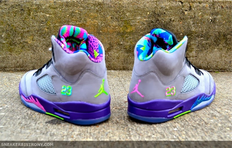 Bel Air 4 Jordans