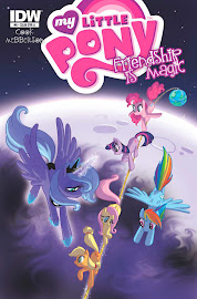 MLP Friendship is Magic #6 Comic