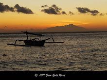 Sunrise di Nusa Penida