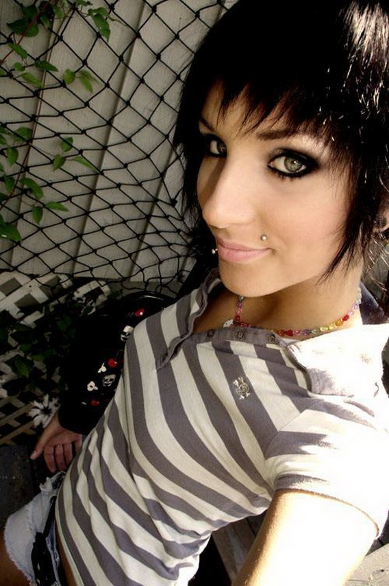 Emo Hair Styles For Girls Emo Hair Cuts