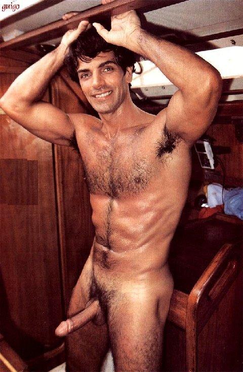 Victor Wagner Desnudo