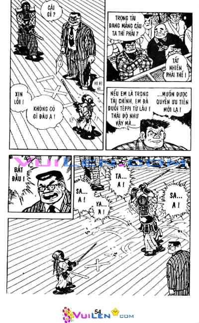 Siêu quậy Teppi chap 33 - Trang 51