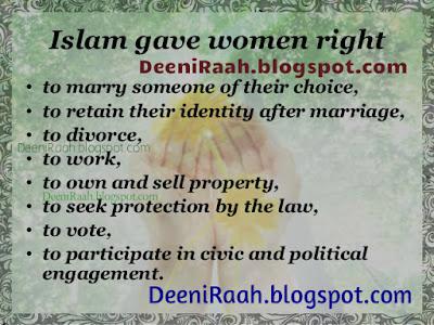 Aurat Islam ke Baad