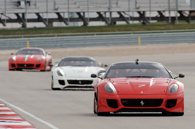 2010 Ferrari 599XX