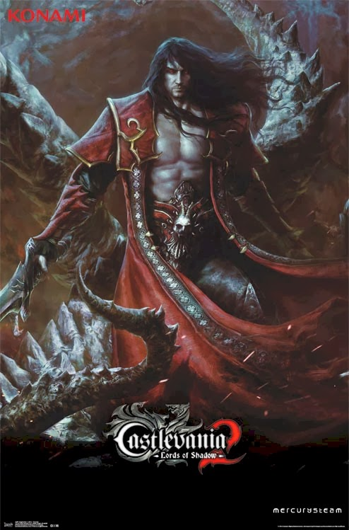 Download Game PC Castlevania : Lord Of Shadow 2 [Full Version] | Acep Game