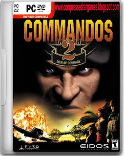 Commandos 2 Men of Courage Pc Cover