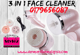 3 IN 1 FACE CLEANER