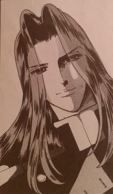 Tōga Kiryū - utena la chica revolucionaria