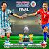 Final da Copa América 2015: Chile x Argentina