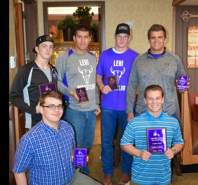 2014-15 Most Improved Wrestlers
