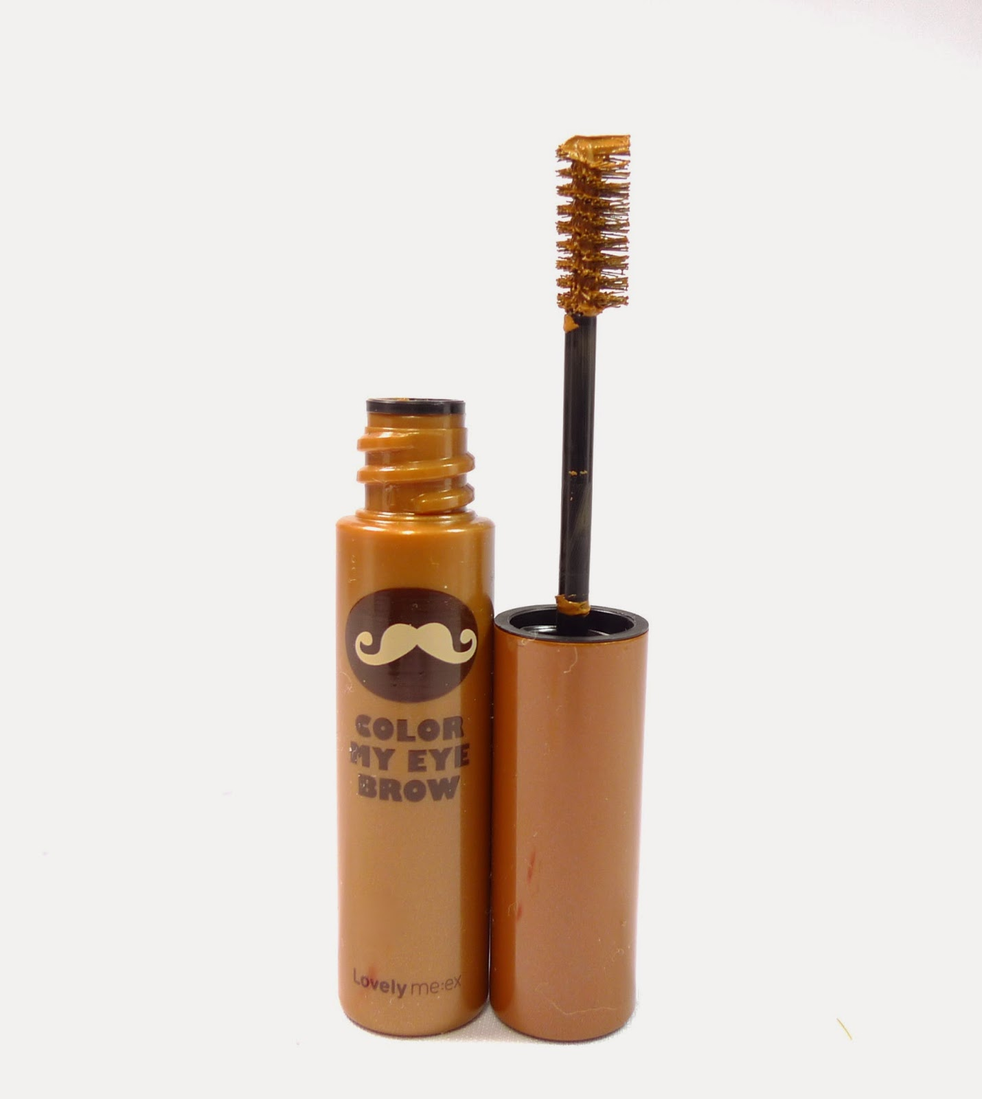The Face Shop Lovely Meex Color My Eyebrow In Light Brown 02 Review