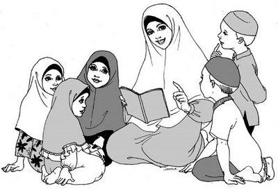bismillahirrahmanirrahim ibu madrasah pertama