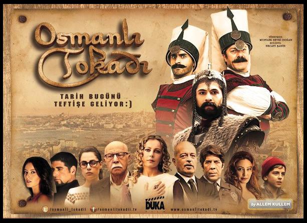 Osmanlı Tokadı 15.Bölüm (09.11.2013) 720p Tek Link İndir