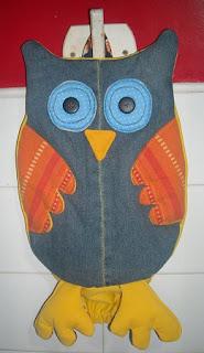 Juguetes con Jeans Reciclados