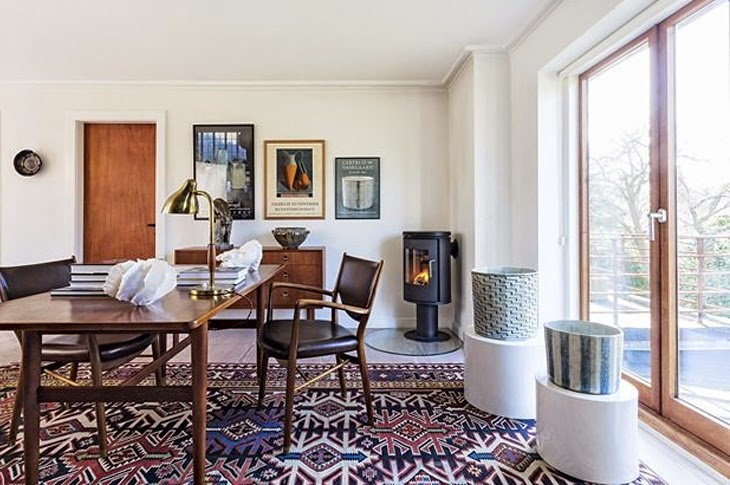 Danish modern home
