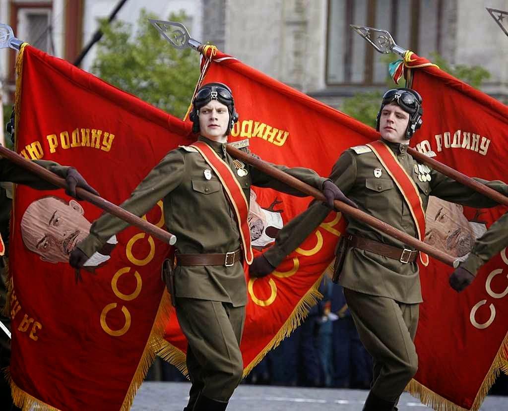 Comemoração pela II Guerra Mundial em Moscou teve notas de revanchismo soviético