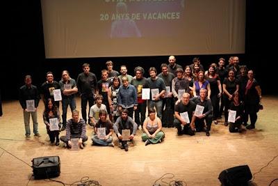 Homenatge a l'Ovidi Montllor (Els participants en el Concert)
