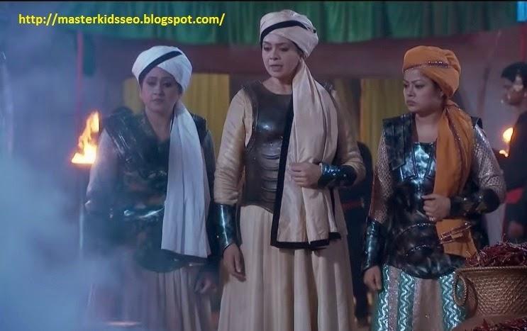 Sinopsis Jodha Akbar episode 284 Tayang Februari 2015